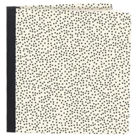 "Simple Stories Sn@p! Flipbook 6""X8"" Speckle Dots"