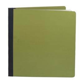 "Simple Stories Sn@p! Flipbook 6""X8"" Green"