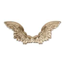 Sizzix 3-D Impresslits Embossing Folder - Winged 664248 Tim Holtz