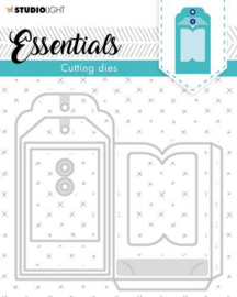 Studio Light Cutting & Emb. Die Essentials nr.12 SL-ES-CD12 Preorder