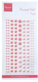 Marianne D Decoration Enamal dots - Pink PL4517