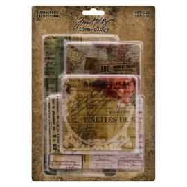 Tim Holtz  Idea-ology  Cards (100pcs) (TH93957)