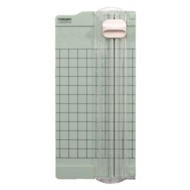 Vaessen Creative • Mini paper cutter 6,5x15,3cm mint