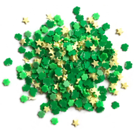 Buttons Galore Sprinkletz Embellishments 12g Erin Go Bragh