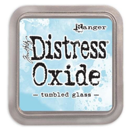Ranger Distress Oxide - Tumbled Glass TDO56287 Tim Holtz