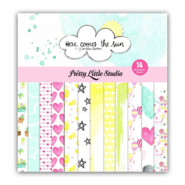 Pretty Little Studio Paper Pack | Summer Party 6x6