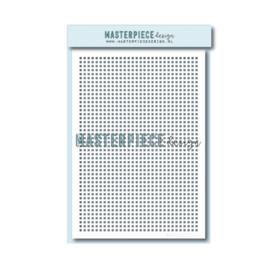 "MPdesign – A5 stencil – ""Block This"""