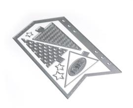 Elizabeth Craft Designs Planner Essentials 12 - Arrow Page & Trees 1673
