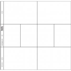 Project Life Photo Pocket Pages 12/Pkg Design A