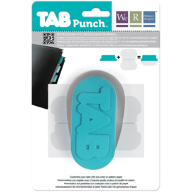 We R Tab Punch File, 2""