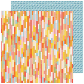 """Paige Evans Bungalow Lane Double-Sided Cardstock 12""""X12"""" #4"""