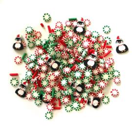 Buttons Galore Sprinkletz Embellishments 12g Happy Feet