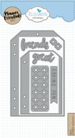 Elizabeth Craft Designs Planner Essentials - 7 1651