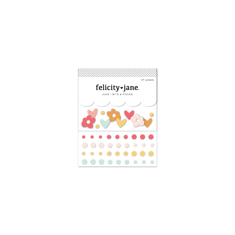 Felicity Jane - June -  Bits and Pieces