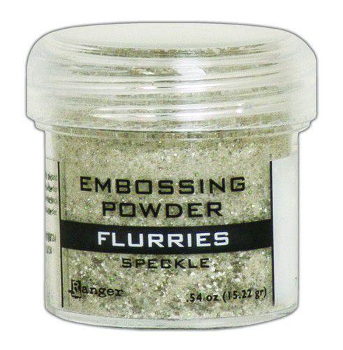 Ranger Embossing Speckle Powder 34ml - Flurries EPJ68631
