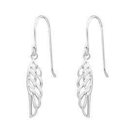 Oorbellen Sterling zilver 925 Vleugels