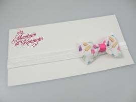 Haarbandjes elastisch strik icecream
