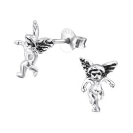 Oorbellen Sterling zilver 925 Cupido