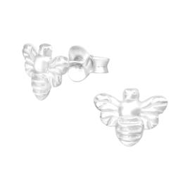 Kinderoorbellen Sterling zilver 925 Bij