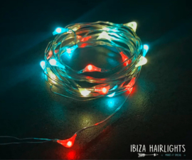 Ibiza Hairlights - Carnaval