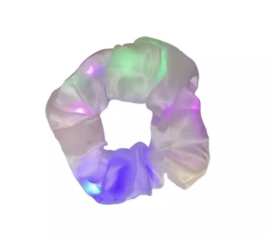 Haarelastiekjes Scrunchie LED light