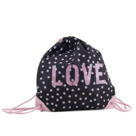 Zebra zwemtasje - Dots Love