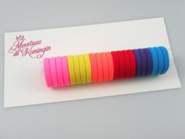Haarelastiekjes nylon