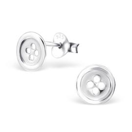 Kinderoorbellen Sterling zilver 925 Knoopjes