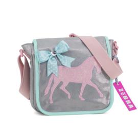 Zebra flaptasje - Paard Mint (S)