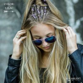 Ibiza Hairlights - Lilac