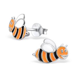 Kinderoorbellen Sterling zilver 925 Bijen