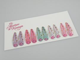 Haarspeldjes basic 5cm Cupcakes