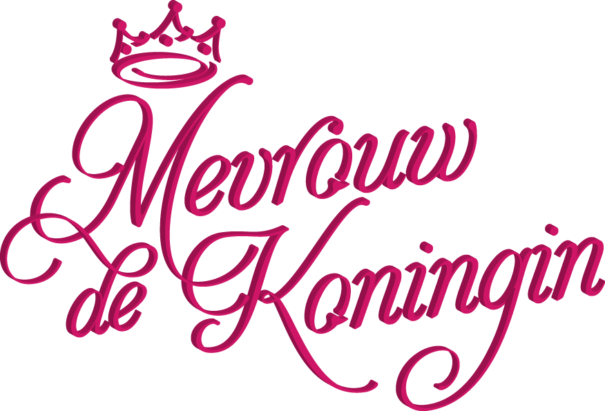Logo Mevrouw de Koningin