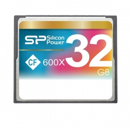 Silicon Power CFC 32 GB Professional 600x