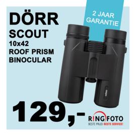DORR SCOUT 10X42