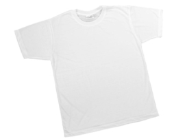 Cotton Feel T-Shirt Wit