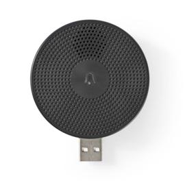 Draadloze Deurbelontvanger | Accessoire voor WIFICDP10GY | USB