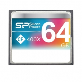Silicon Power CFC 64 GB Professional 400x