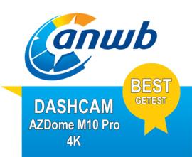 AZDome M10 Pro 4K DOOR ANWB ALS BEST GETEST !!