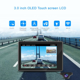 AZDome M10 Pro 4K Touch
