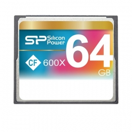 Silicon Power CFC 64 GB Professional 600x
