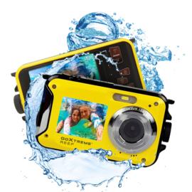 GoXtreme Reef Yellow Onderwater Camera
