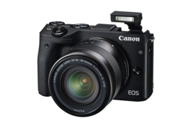 Canon EOS M3 18-55 mm IS STM