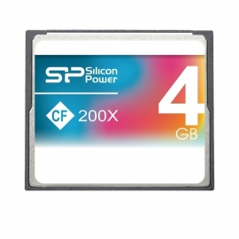 Silicon Power CFC 4 GB Professional 200x