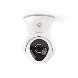 NEDIS  Wi-Fi smart IP-camera | Draaien/Kantelen | Full-HD 1080p | Buiten | Waterbestendig