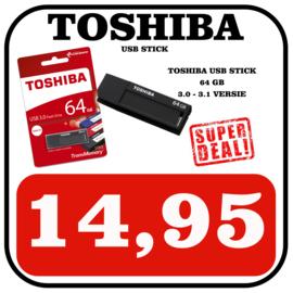Toshiba 64 GB USB stick