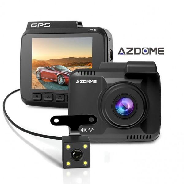 DASHCAM AZDome GS63H Dual 4K