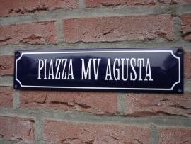 PIAZZA MV AGUSTA