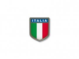 ITALIE STICKER SQUADRA 26x34mm 2 stuks