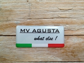 MV AGUSTA what else !   40x18 mm
